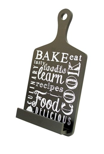Holiday gifts for the home cook. Tablet and cookbook recipe holder. This holiday shopping list is amazing! I think this post is so helpful for staying on a budget. Often times cooking gifts are so expensive but these are so useful for the kitchen and under budget. This is for the home cooks! Love it!