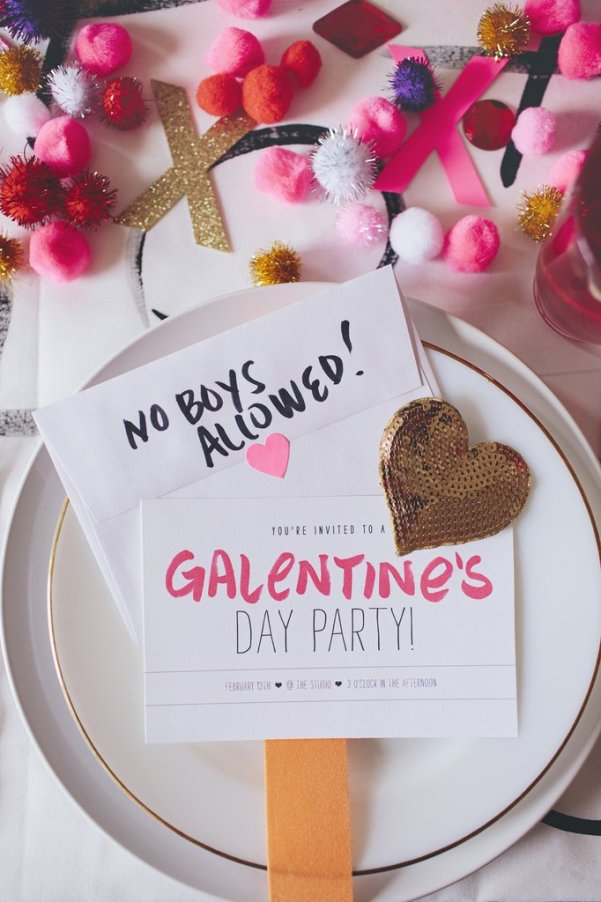 I think this is a brilliant party idea! I love the girl power and celebrating with my best friends! Galentine's Day is such a brilliant idea because no matter if you are in a relationship or not you can always use a good excuse to party with your closest friends and who doesn't love brunch and dessert! This list is so genius with recipe ideas and with bonuses of cocktails! Make a mimosa bar and the food will be insanely delicious! I'm so excited to throw my own Galentine's Day party! Pinning for later!