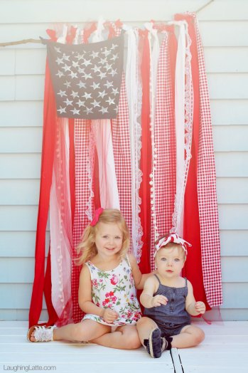 Looking for DIY ideas for the 4th of July? Get ready for your Fourth of July celebration with these patriotic DIY ideas that are perfect for backyard BBQs and party decor. Check out these great 14 patriotic DIY projects with plenty of red, white and blue for the occasion! #fourthofjuly #4thofjulydecor #BBQ #diydecorideas