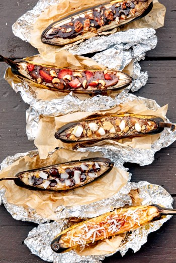 Campfire recipes don't need to be limited to just grilled chicken and corn. The absolute best camping recipes that aren't s'mores or hot dogs. Now that's the kind of campfire food that we can get on board with. Your camping trip is about to get a lot more exciting! #campingrecipes #campefirerecipes #camping