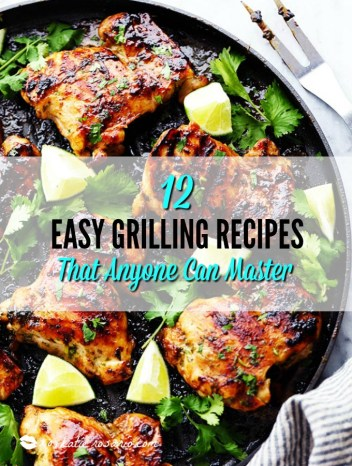 easy grilling recipe that anyone can make