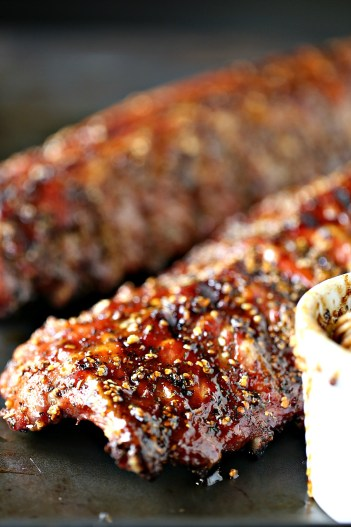 grilled honey garlic ribs, easy grilling recipes that anyone can master