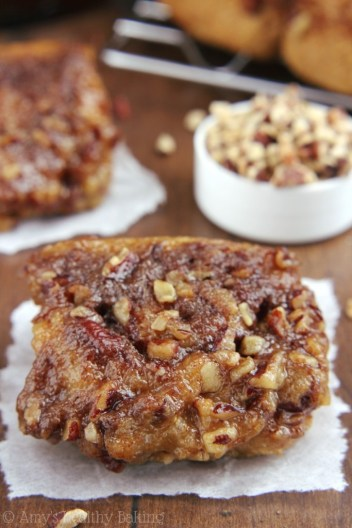 Slow Cooker Pecan Sticky Buns | Crockpot Breakfast Recipes Busy Morning
