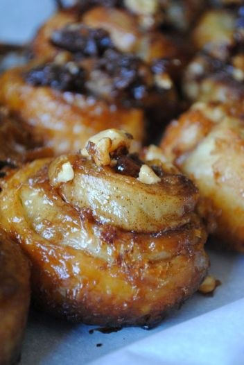 Ina Gartens Sticky Buns | Easy Puff Pastry Recipes