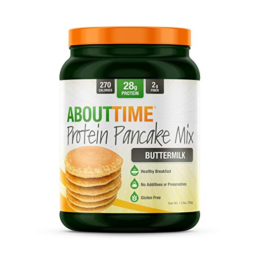 SDC Nutrition Protein Pancake Mix | Healthy Keto Approved Snacks You Can Find on Amazon