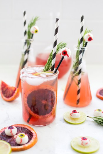 Monster Mash Cocktail | Spooky Halloween Cocktails