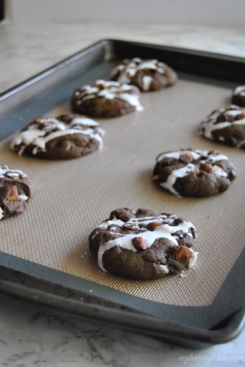 Rocky Road Cookies | Fall Cookie Recipes