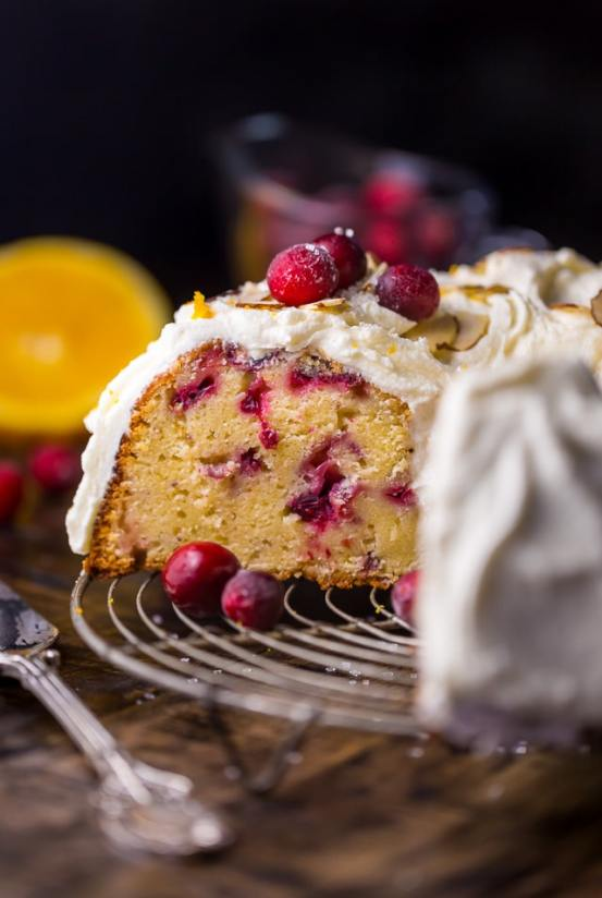 White Chocolate Cranberry Bundt Cake | Bundt cakes are simple cakes that are perfect for any beginner baker. They come out beautiful every time. The bundt cake pan was originally designed for a thick, dense cake batter like a pound cake. These bundt cakes are foolproof recipes that are super impressive and taste delicious! So let's get started, here are 18 Bundt Cake Recipes That Anyone Can Make! #xokatierosario #easybundtcakerecipes #bundtcakesrecipes #bundtcakesdecorations