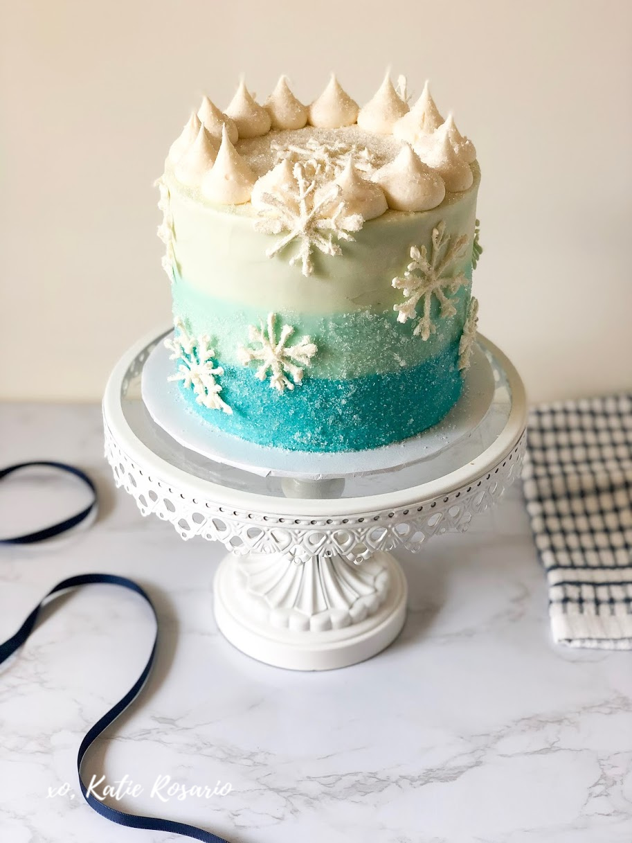 Looking for fun and whimsical cake designs but don't know where to start? These are fun and whimsical cakes that are perfect for all ages. These cakes start with inspiration from everyday themes like rainbows, milk splashing into milk, summer watermelon, winter snowflakes, and so many more. This post will show you exactly why I love cake decorating so much because you can turn any inspiration into an impressive cake. #xokatierosario #cakedecoratingtips #uniquecakedesigns #cakedecorating