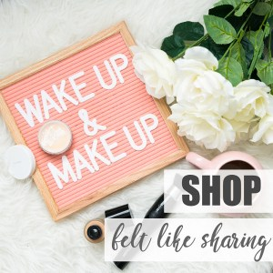 Shop Felt Like Sharing