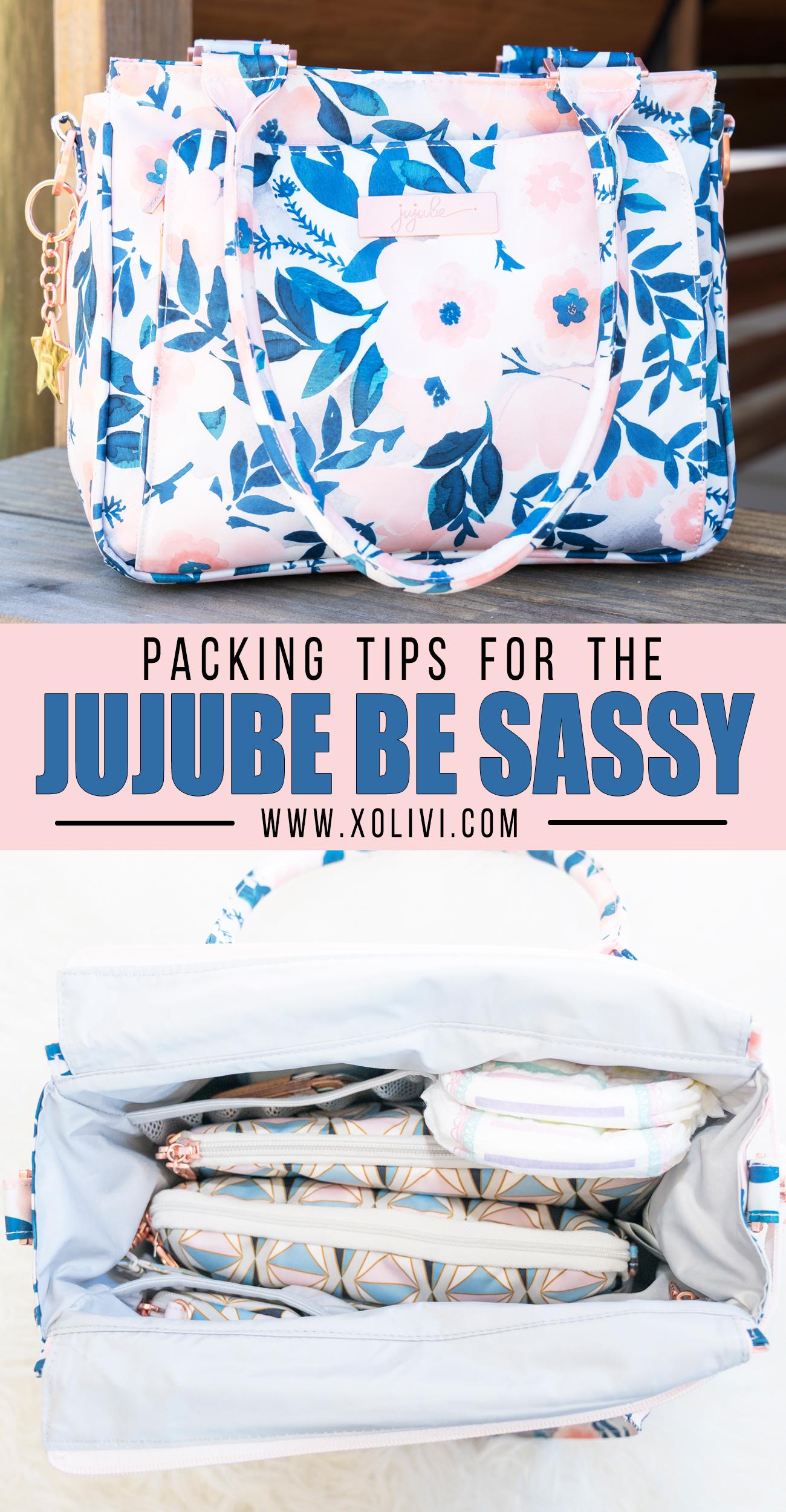 Jujube Be Sassy Whimsical Watercolor packing tips
