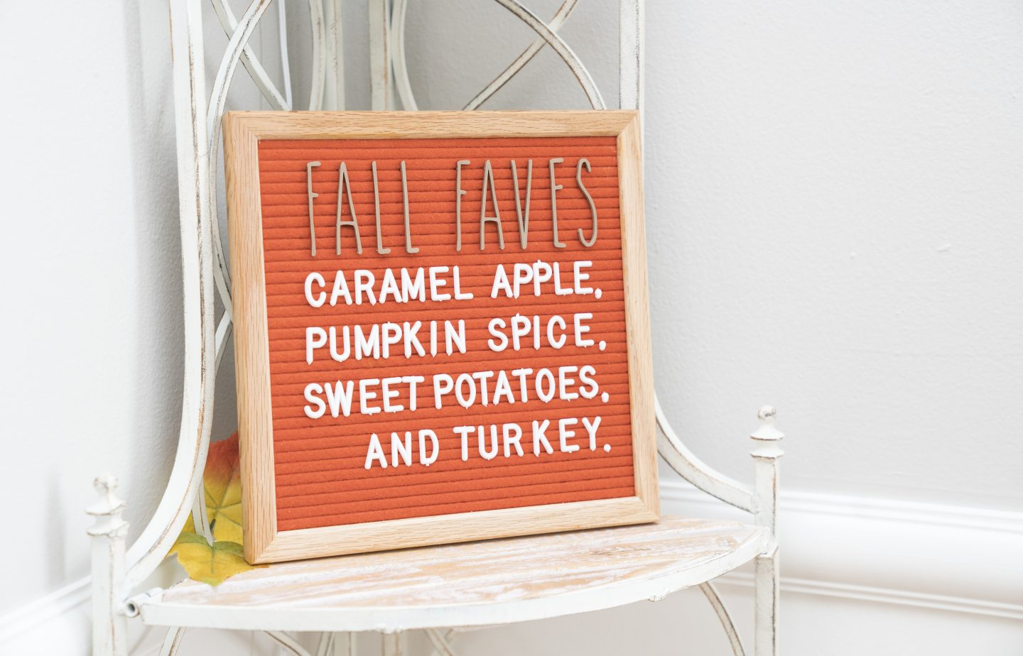 Fall Decoration Ideas felt letter board words with means etsy