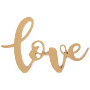 Love Gold Decor