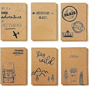 Paper Kraft Mini Journals