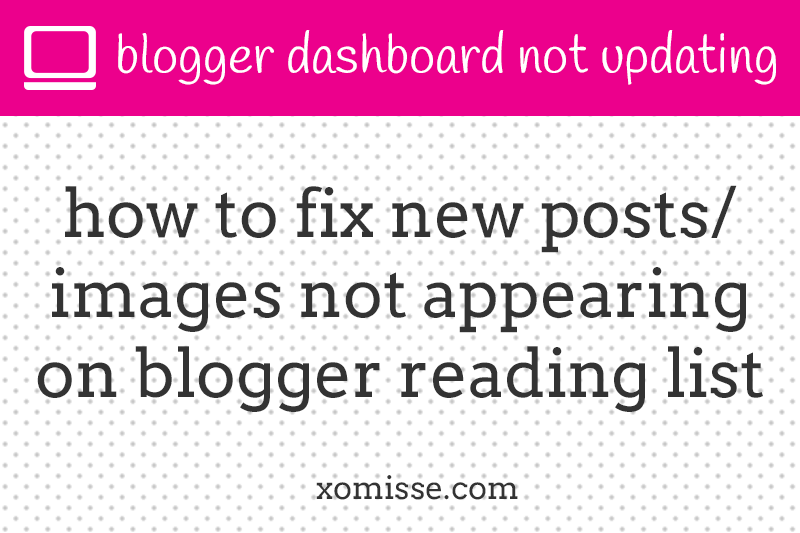 posts-not-appearing-blogger-dashboard