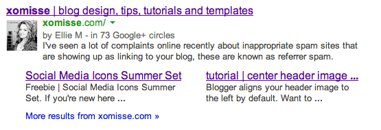 Google Authorship Update - removing author photos - what does it mean for bloggers?