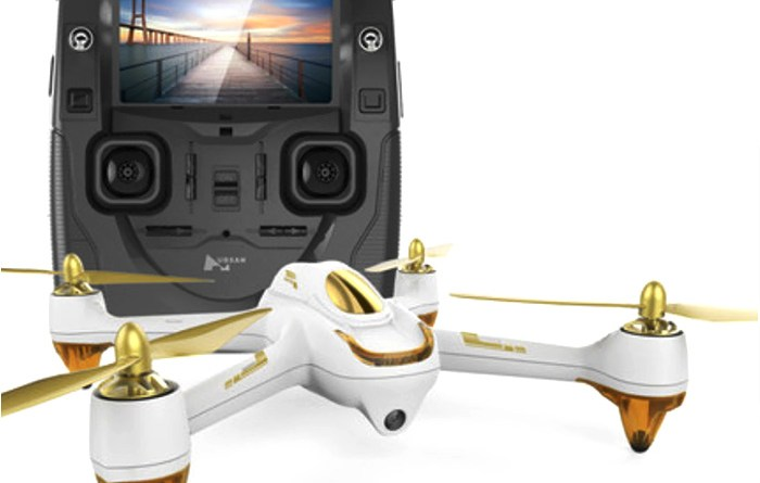 hubsan-h501s-x4 drone flycam