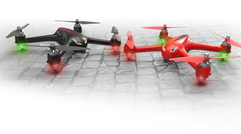 mjx bugs 2 drone flycam