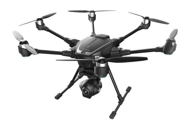Yuneec_Typhoon_H drone flycam