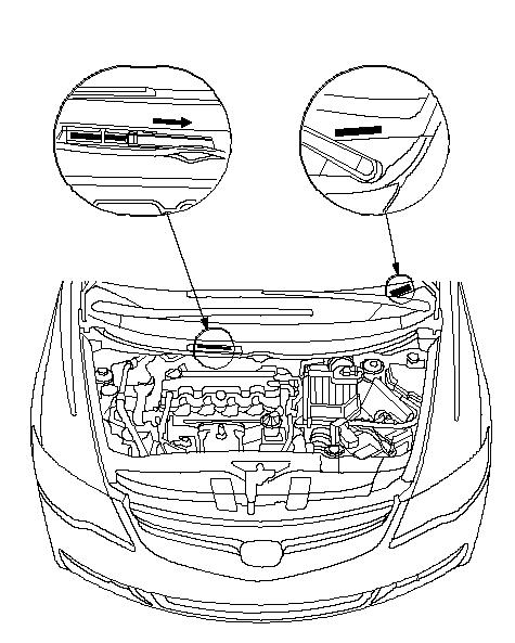 Расположение номеров VIN, двигателя и трансмиссии » Honda