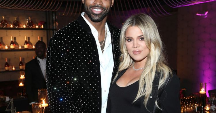Khloe Kardashian and Tristan Thompson 'back together' as ...