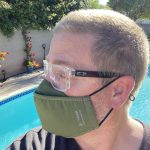 Dyota AG+ Best non-fogging mask