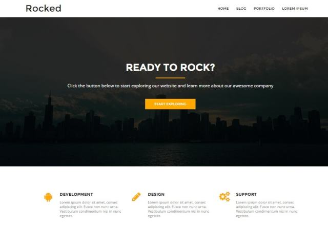 30 best free wordpress business themes 2017 xoothemes rocked is a far fetched intuitive flexible and appealing wordpress business theme unlike the other free wordpress business themes flashek Gallery