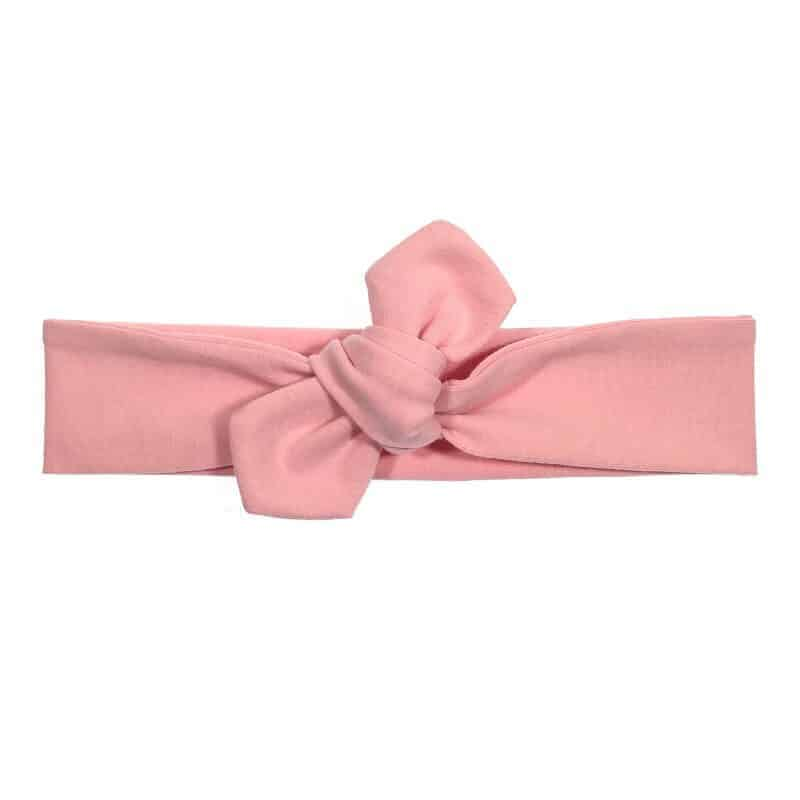 Top-Knot Haarband Soft Pink