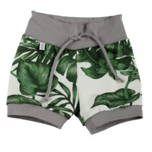 Drawstring Shorts Botanic