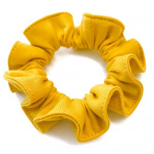 Scrunchie Yellow