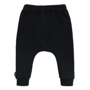 Dropcrotch Joggers Black