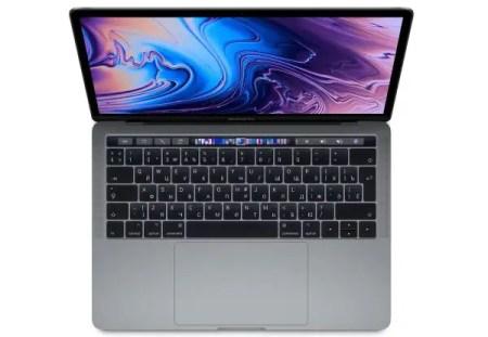1. Apple MacBook Pro 15 2019