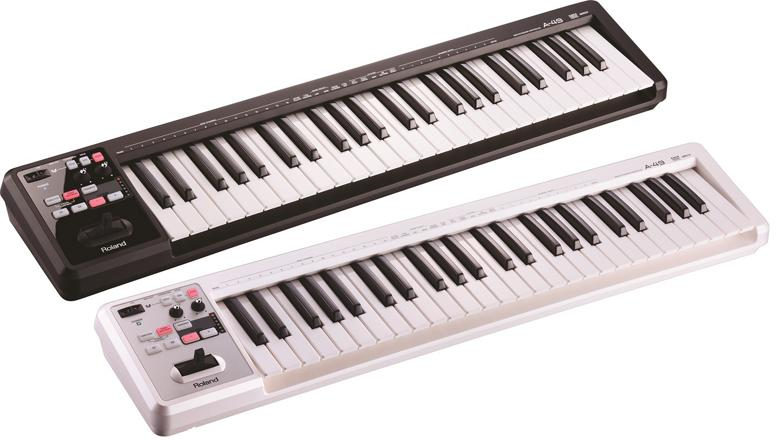 Best Roland A-49 MIDI Keyboard