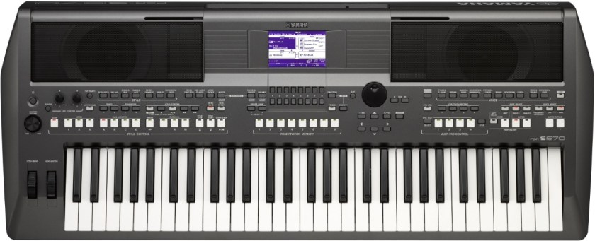 Best Synth For Beginners YAMAHA PSR-S670