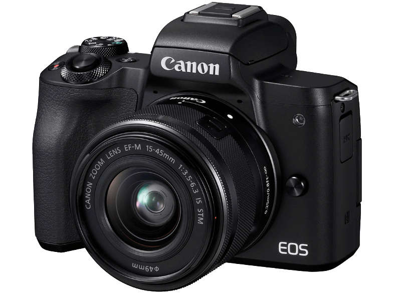 Best Canon EOS M50 Kit Best Mirrorless Camera For Video
