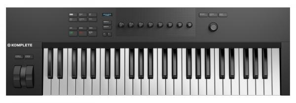 Native Instruments Komplete Kontrol A49 For Home Studio