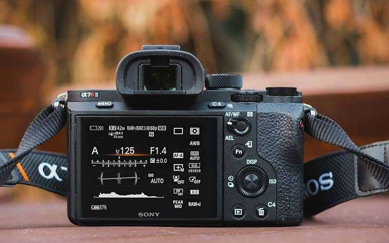 Sony A7R II Expensive Best Cameras For YouTube Vlogging