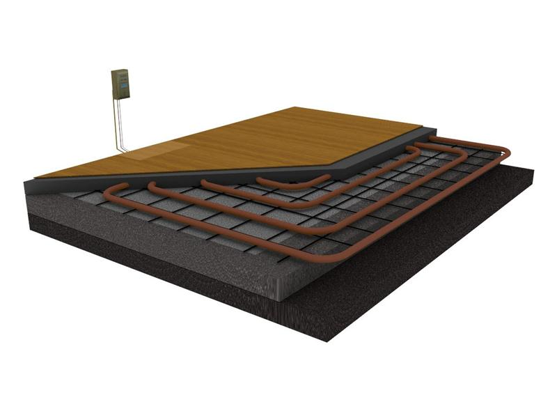 Water Or Electric Warm Floor