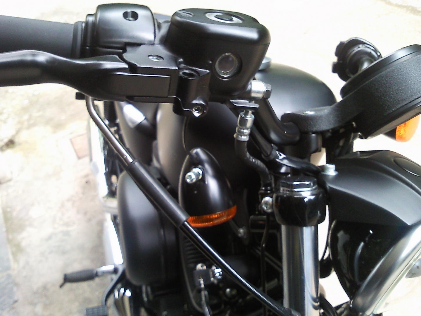 2003 harley davidson sportster wiring diagram honda fourtrax 300 how-to: flipped mirrors on a harley-davidson | xorl %eax, %eax