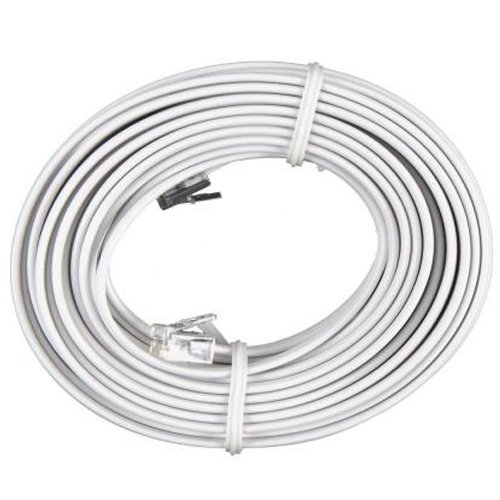 Bistras b850 50′ 4C Telephone Extension Cord Cable Line