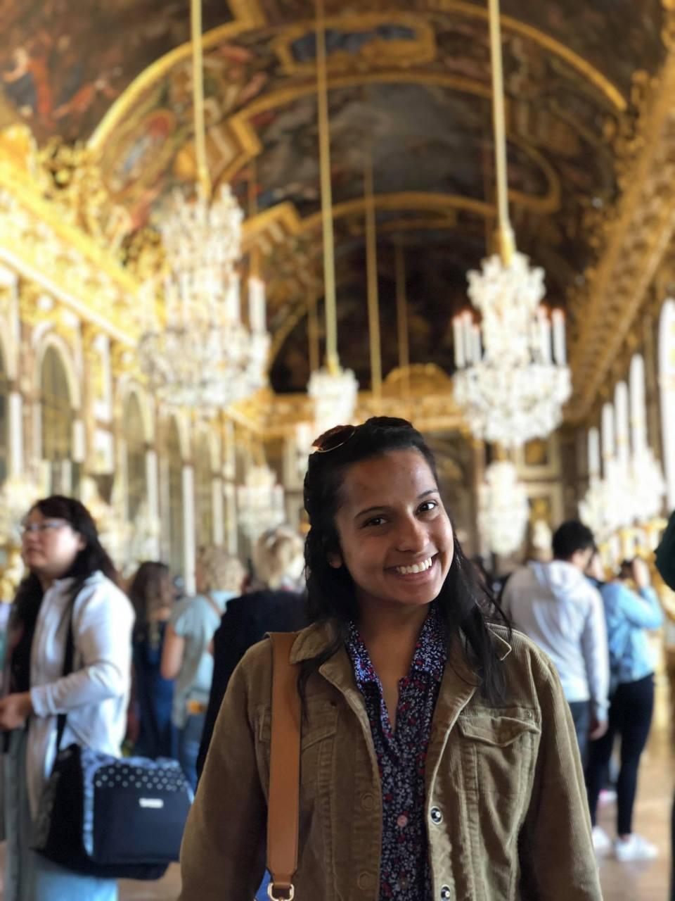 Harini in Versailles.jpg