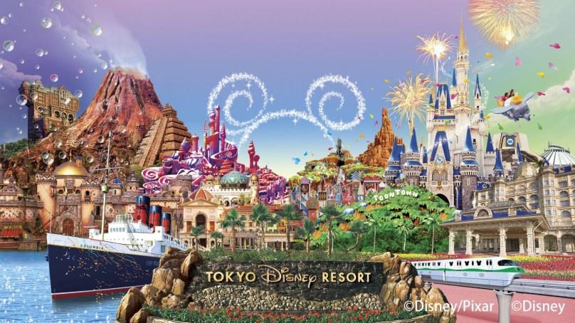 Tokyo Disney 2008