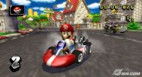 Mario Kart Wii for the Nintendo Wii