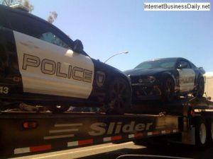 Transformers 2 Mustang Saleen Culver City