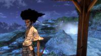 Afro Samurai Anime Game