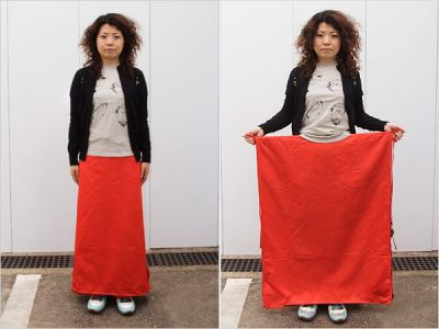 Aya Tsukioka demonstrating