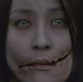 Japanese Horror – Kuchisake Onna
