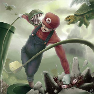 Hardcore Mario