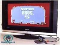 NES mod as game cartridge