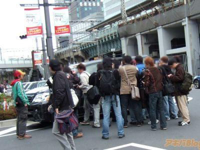 Candy Doll visits Akihabara
